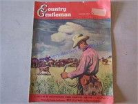 1940'S-1950'S COUNTRY GENTLEMAN