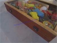 DISPLAY BOX OF MCDONALDS