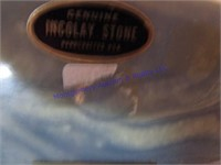 INCOLAY STONE JEWELRY BOX