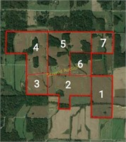 Absolute Land Auction 533 + or - Acre Hamilton County