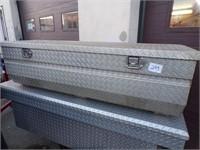 Diamond Plate Truck Box