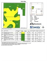 Worth County 33 Acre Land Auction