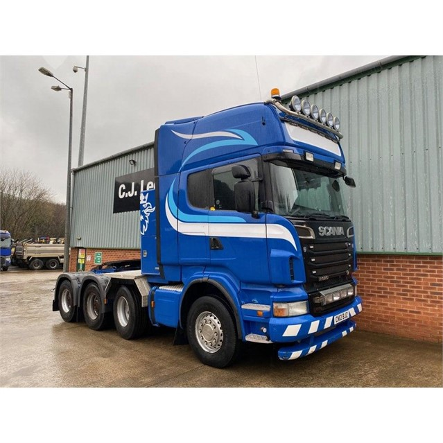 2012 SCANIA R620 at TruckLocator.ie