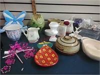 Pottery, ceramics, china & more