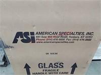 >New American Specialties Mirror Shelf 18x13