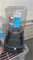 Pet Supplies Lot. Cage, Food/ Water Bowls, &