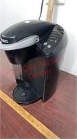Keurig Coffee Maker Plugged in & Powers On