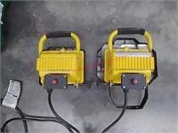 Craftsman work & shop lights, garage door lock