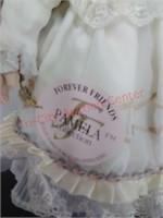 Forever Friends porcelain doll