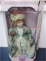 Collectable Memories porcelain dolls