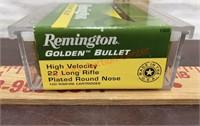 Remington 22 Long Riffle Ammo