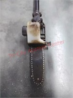 >Ryobi Rototill & Craftsman pole saw, weed eater