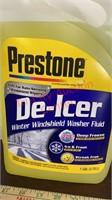 Prestige De-Icer Winter Windshield Washer Fluid