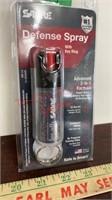 Sabre Defense Spray w/ Key Ring