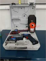 Black & Decker laser level & Bench Top cordless