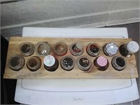 6 drawers full hardware, wheels, lights & more