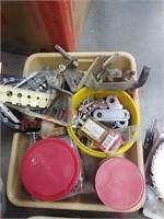Tool & Hardware yard sale lot