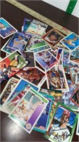 Football Lot. Football & Baseball Cards & 4