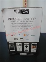 Altec Lansing Smart Security System