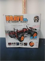 Brave 1/22 Desert Buggy Remote Control