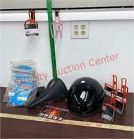 Bike Lot. Bike Seal, Bottle Holders, Shoe String