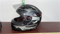 Cyber XXL Motorcycle Helmet w/ Cary Bag