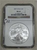 Fargo Consignment Coin, Currency & Token Auction
