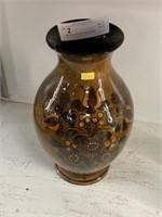 Contempory Glazed Pottery Vessel