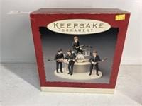 Beatles Hallmark Keepsake Ornament