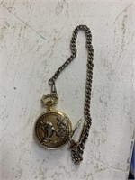 ACME Pocketwatch w/Tasmanian Devil
