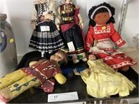 (5) Dolls