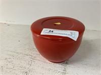 Vintage Oven-Proof Nesting Bowls w/Lids
