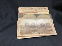 (25) Stereo Viewer Cards