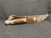 (2) Bone-Handled Knives