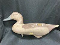 Wooden Painted Decoy