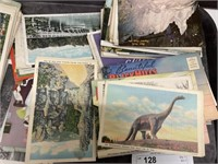 Vintage Postcards Tray Lot