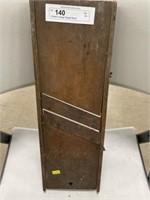 2-Blade Vintage Slaw Board