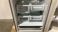 Viking Professionals Stainless Steel Refrigerator