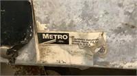 Metro Rolling Plate Rack