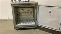Beverage Air Rolling Commercial Refrigerator WTR27