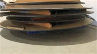 (6x The Bid) Round Folding Tables