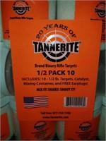 Tannerite Binary rifle targets 10 - 1/2 lb.