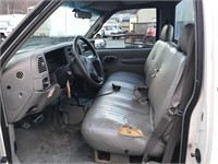 1999 GMC 3500 4X4 Plow Truck
