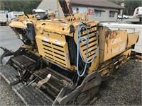 2000 Gehl 1648 Paving Machine (Update)