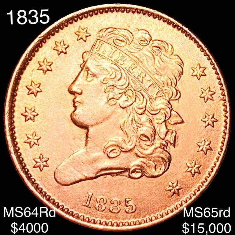 Jan. 24th Sat/Sun NY Stock Broker Rare Coin Sale Part 3