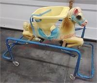 Vintage Wonder Horse Walk R Ride