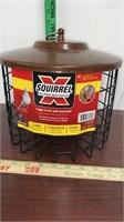 Squirrel X Squirrel Resistant Bird Feeder Cage