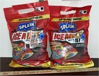 2 - 10 lb. bags Ice Melt