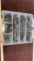 Container of Peg Board Hooks