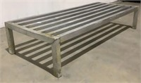 New Age Aluminum Dunnage Rack